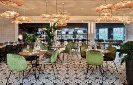 Restaurant QO Hotel