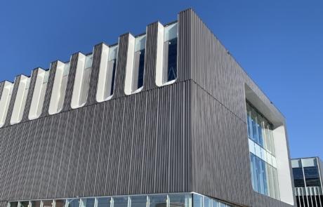 Bouw Bedrijfspand ABI Haarlem