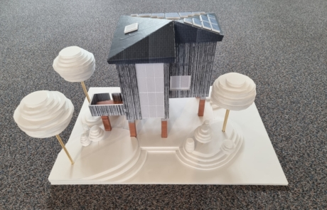 Maquette Tiny House