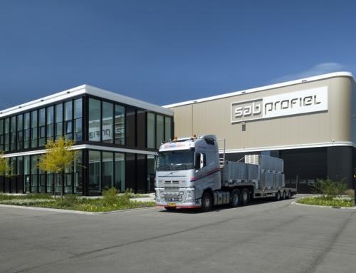 SAB-profiel productielocatie Geldermalsen in bedrijf