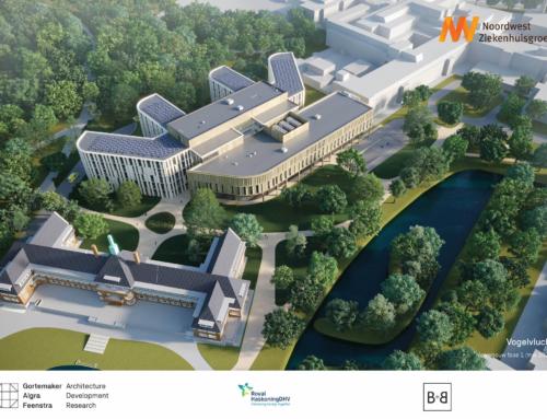 Vernieuwbouw Noordwest Ziekenhuisgroep in Alkmaar