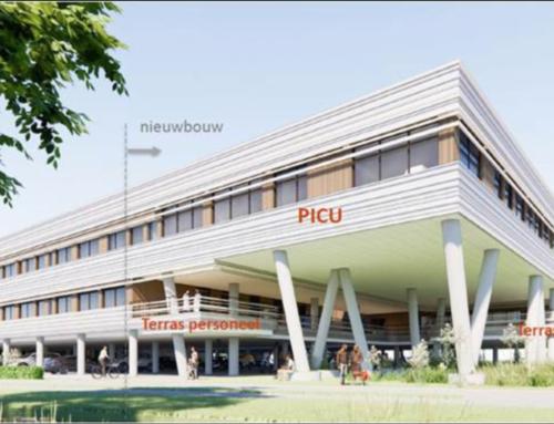 Inzamelingsactie Ouderlounge nieuwe IC Wilhelmina Kinderziekenhuis