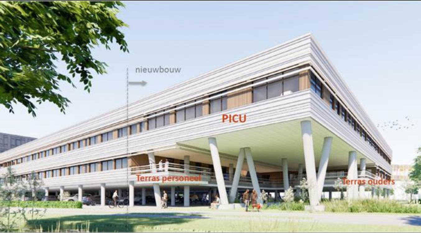 Nieuwe IC Vleugel WKZ UMC