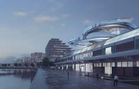 Restauratie en realisatie Landverhuizersmuseum Fenixloods II Rotterdam 4Building