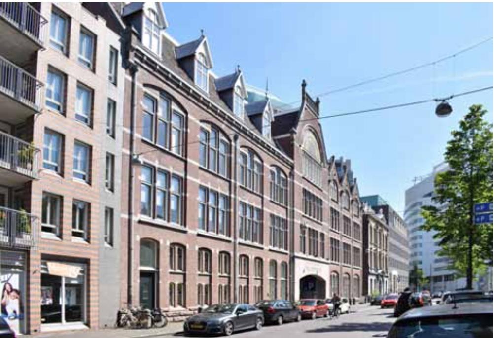 Fluwelen Burgwal Den Haag Hotel